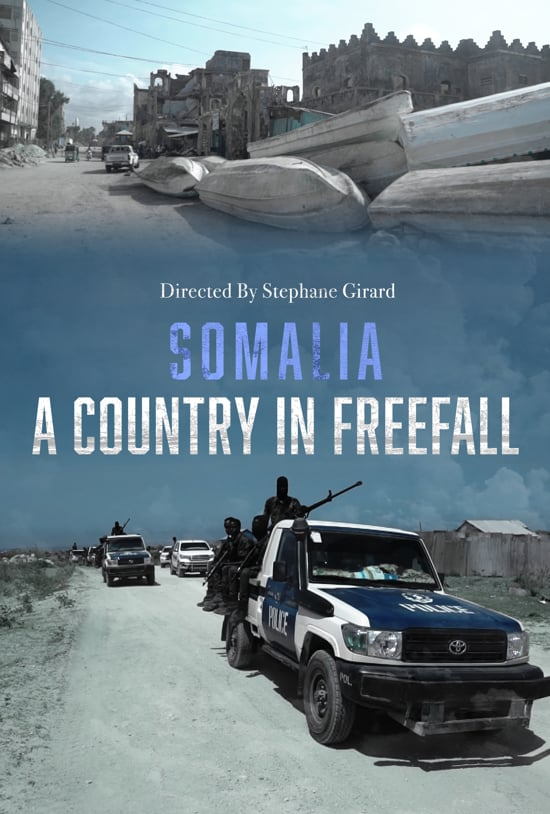 SOMALIA: A COUNTRY IN FREE FALL